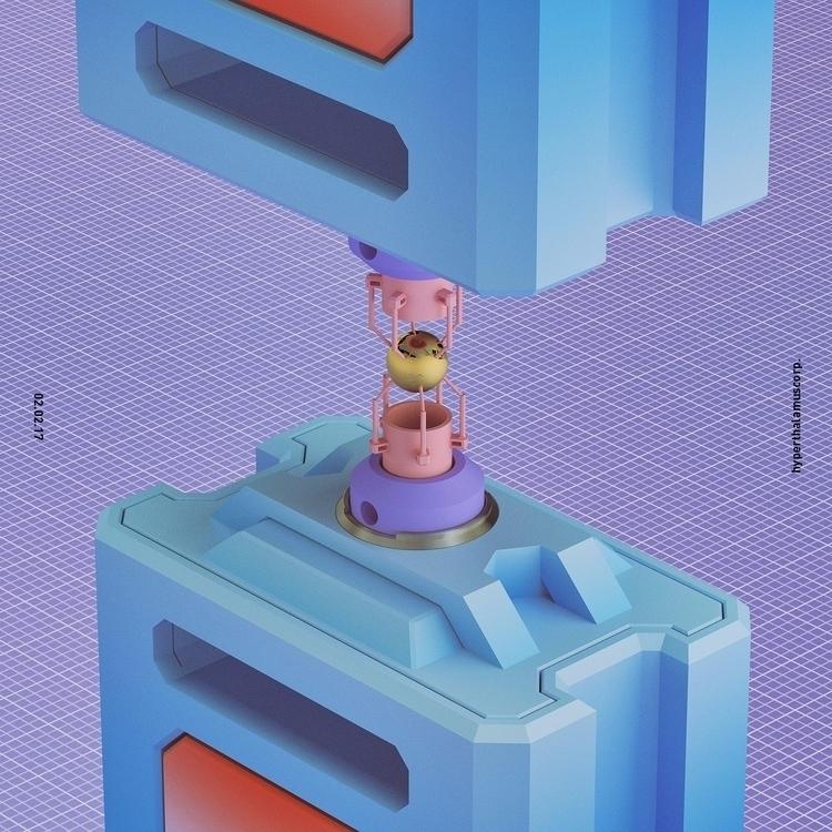 02.02.17 hard surface 08 3d the - conquestofninjacats | ello