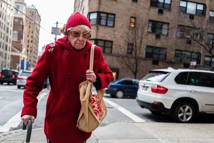 Granny Crossing Upper East Side - giseleduprez | ello