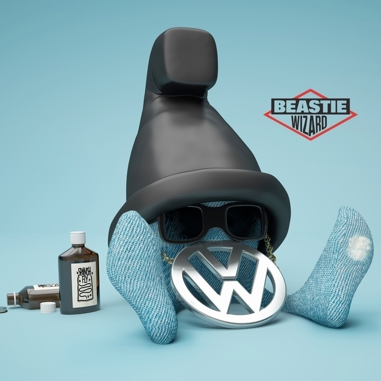 Cheech Wizard Land Hip Hop. BEA - elroyklee | ello