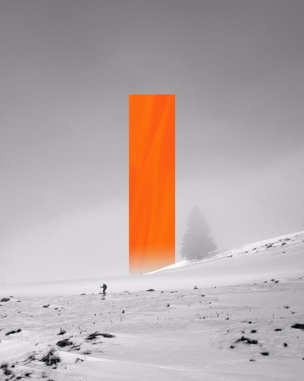 digitalart abstract artdaily gl - dorianlegret | ello