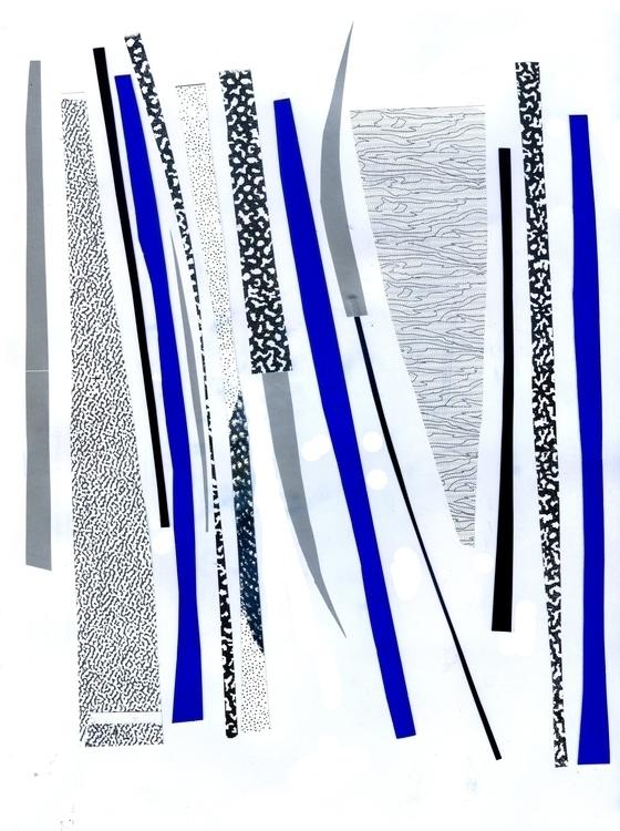 illustration collage - yvan-hydar | ello