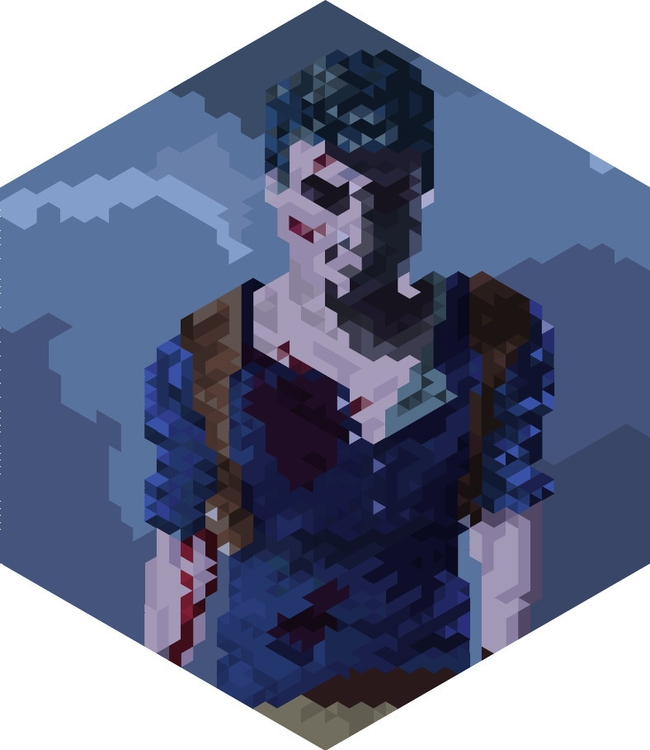 man fortune uncharted4 fan trix - trixel_io | ello