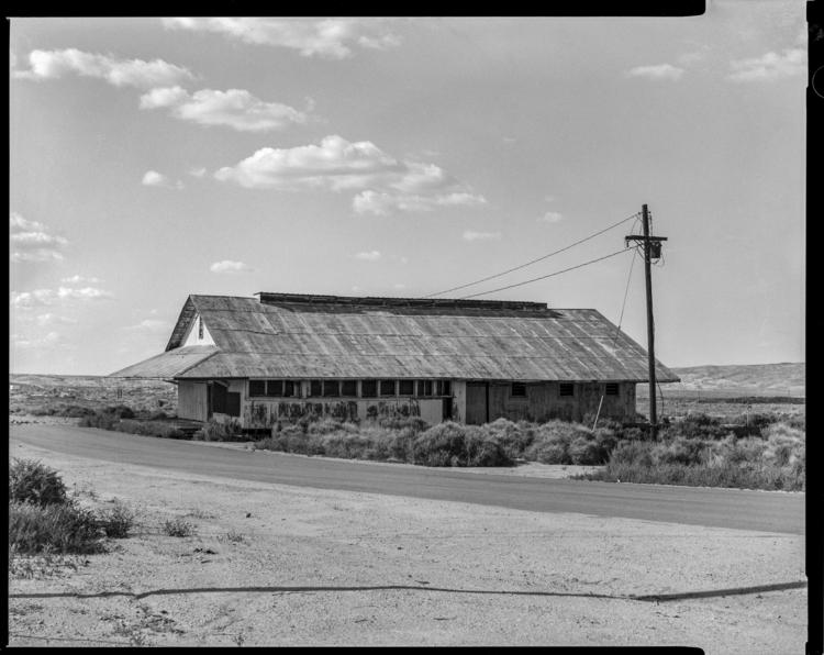 Kern County 4x5, 2016 film phot - keith3po | ello