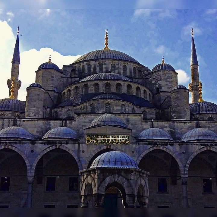 ... formoso místico 😊 Istambul  - danielangello | ello