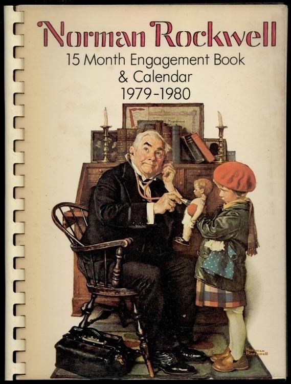 Norman Rockwell 15 Month Engage - eudaemonius | ello