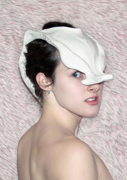 Metamorphosis | clay mask desig - kirki_qui | ello