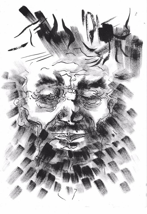 ink oldman - mexikola | ello
