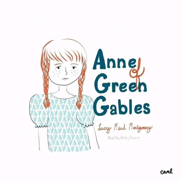 6 emilyreadsthendraws2017: Anne - emilynettie | ello