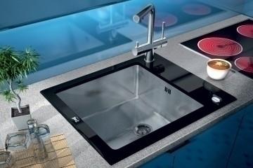 FREGADEROS DE COCINA Con una fu - cocinasmodernas | ello