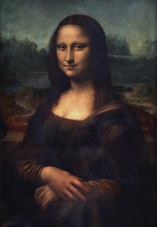 Mona Lisa Overdrive beauty phot - aldonakarczmarczyk | ello