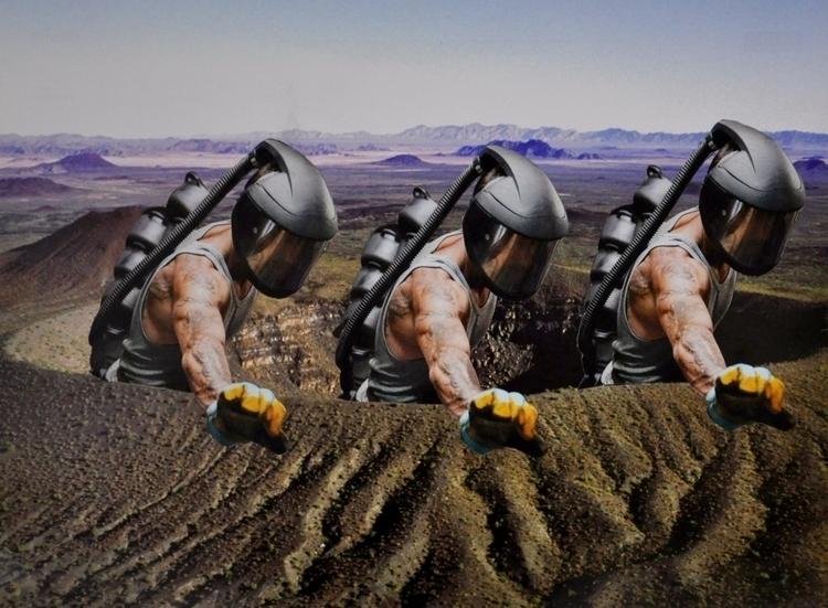 Arrival (2017) collage collagea - christopherdeminsky   ello