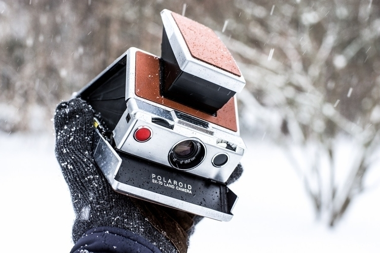 amazing Polaroid cameras shoot. - casual_photophile | ello