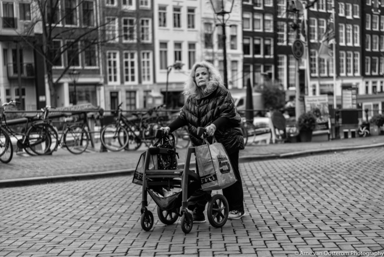 People Amsterdam streetphotogra - arnevanoosterom   ello