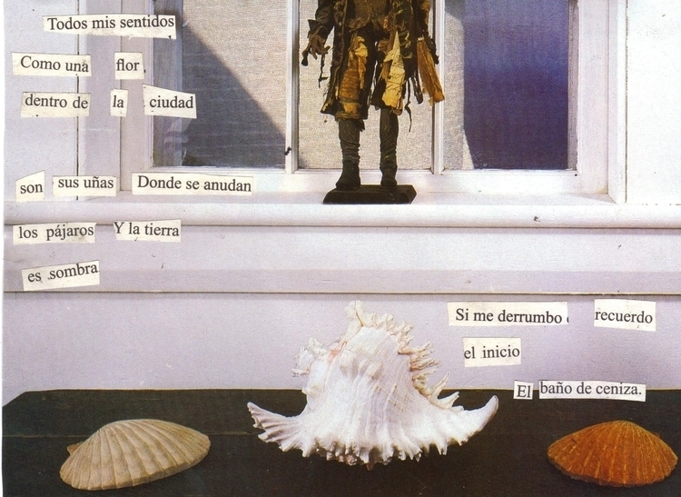 :) collage handmade analog - lacaradenadie | ello