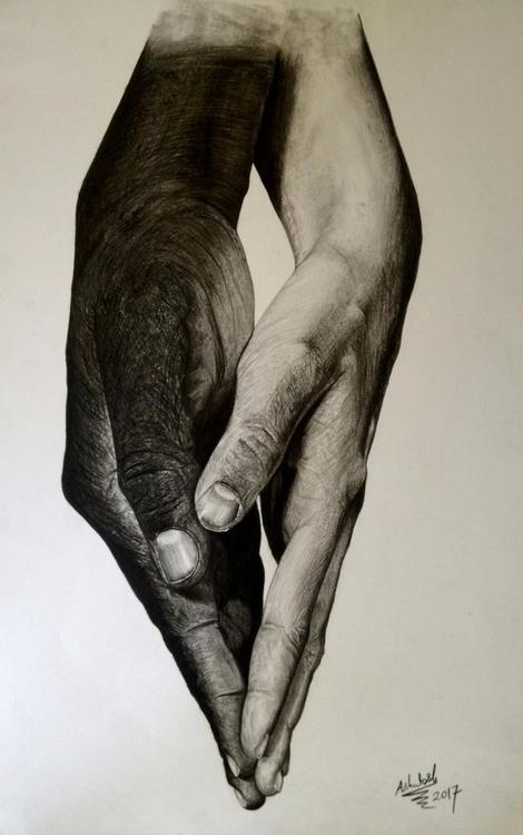 Finished ! 'reference ' drawing - ashutosht82 | ello