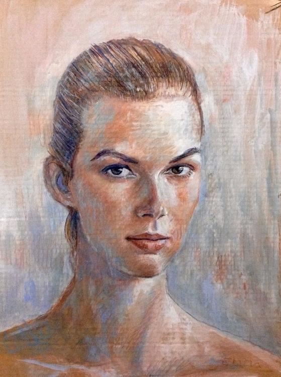 portrait australian actress Emm - paolobeneforti   ello