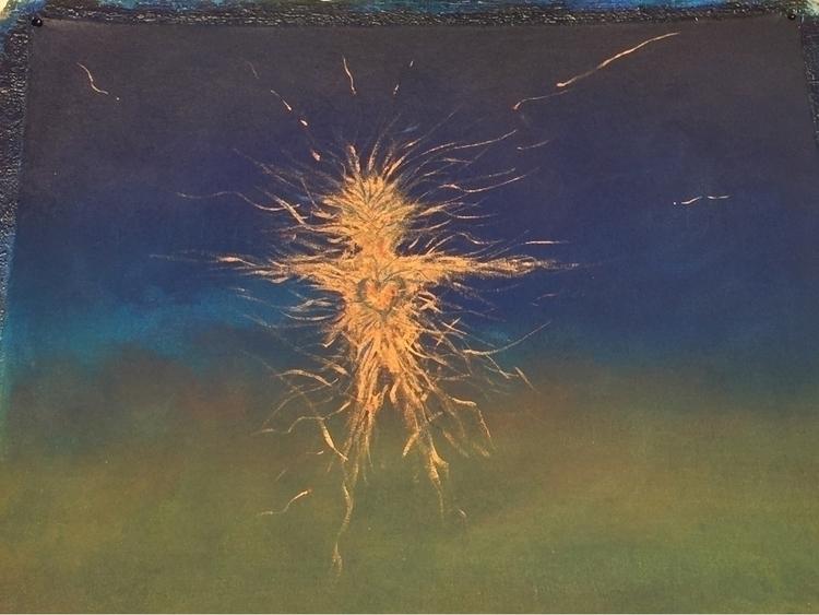 Acrylic raw canvas 23x 34 - daenglish | ello