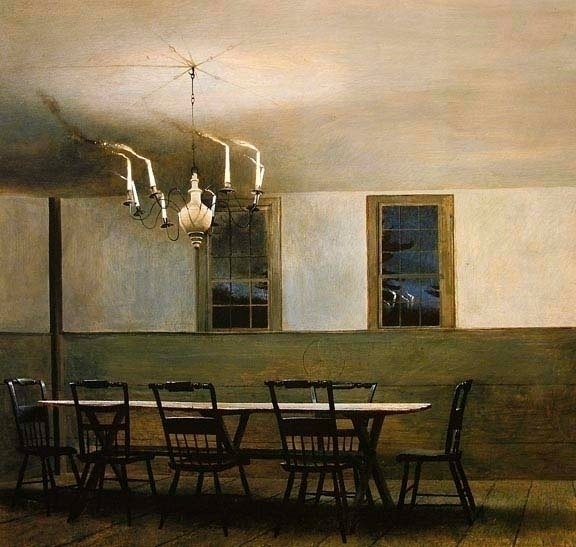 Andrew Wyeth: Witching Hour, 19 - arthurboehm | ello