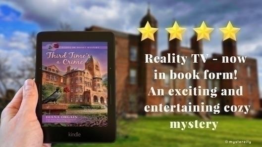 Mystereity Reviews Crime Diana  - mystereityreviews | ello