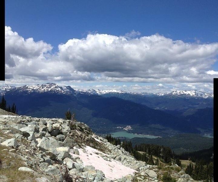 view blackcomb mountain / whist - jensson | ello