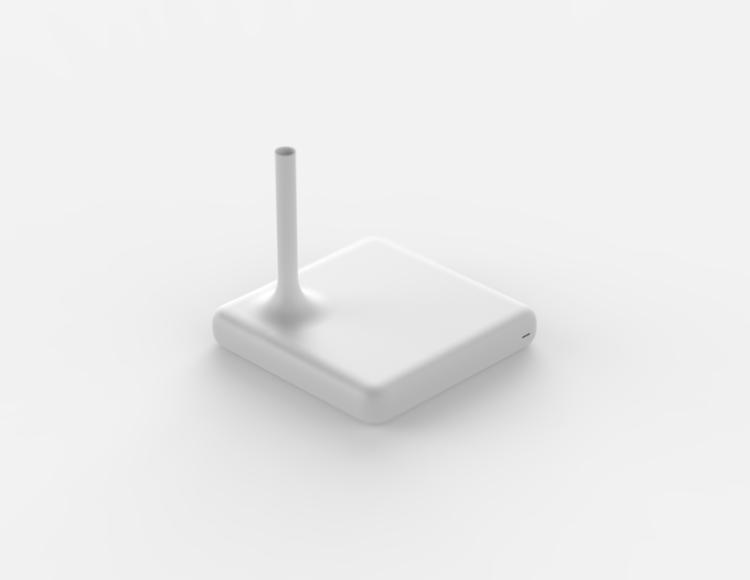 Air design muji white 3d render - chengtaoyi | ello