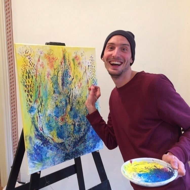 saturday part workshop painted  - erephant | ello