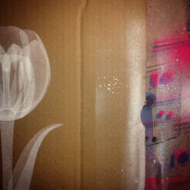 early test aerosol white study  - theyoung | ello
