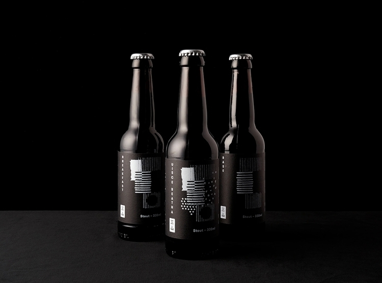 Brand identity Hills Brewing de - northeast | ello
