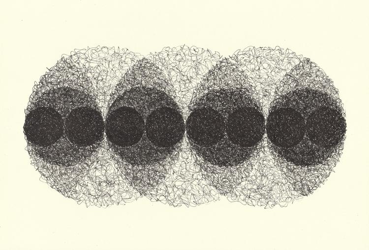 Linee 13 lines blacklines linew - danilo_dg | ello