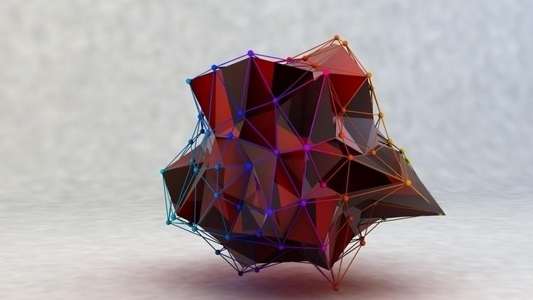 3D motiongraphics cinema4d abst - edwintobias | ello
