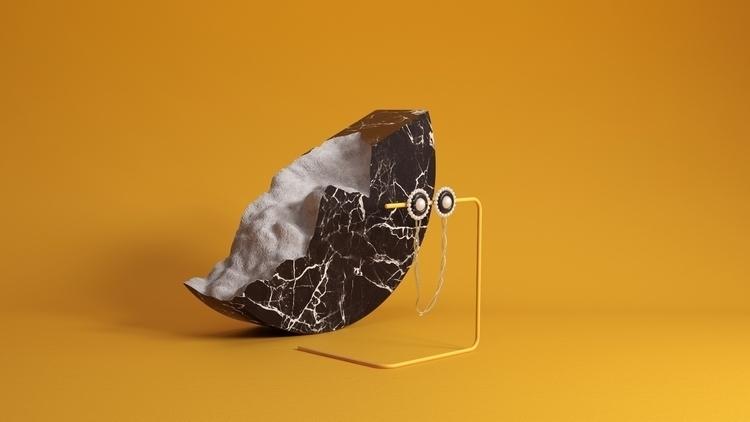 geometry rocs marble jewlry woo - nicocastro | ello