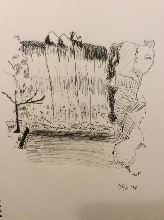 Waterfall - opakoschei | ello