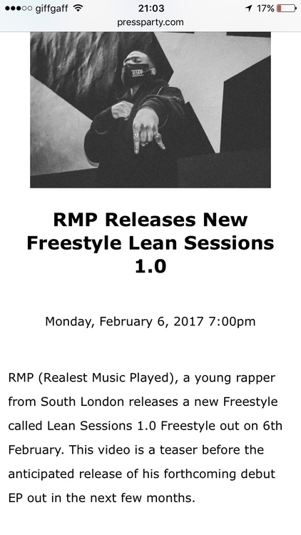 Freestyle Dropped Today Subscri - rmp_music | ello