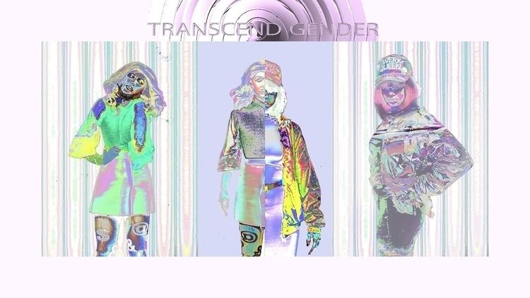 TRANSCEND BLEND - johnfeeshy | ello