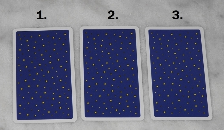 Tarot Tuesday! Pick card, head  - traciyork | ello