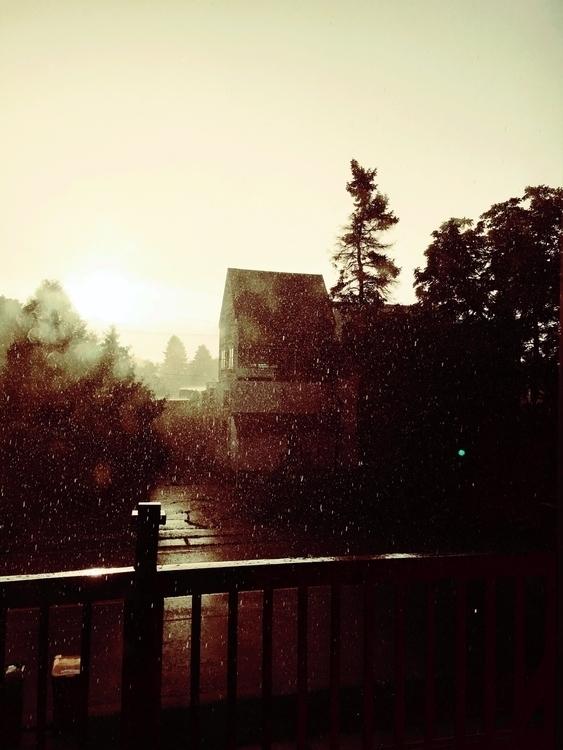 Summer Rainstorm, 2016 photogra - jkalamarz | ello
