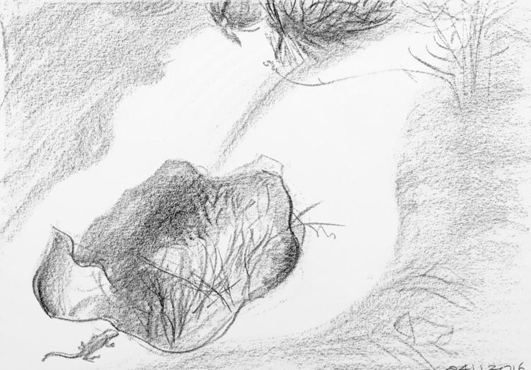art sketch analog lowtech black - mlui | ello