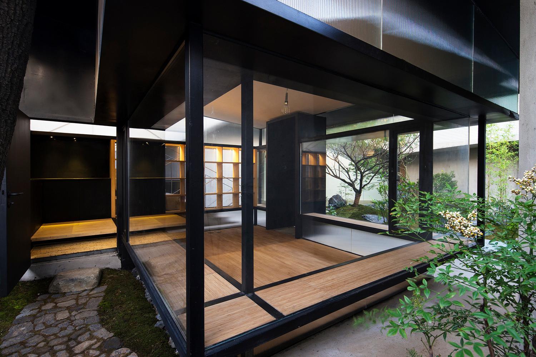 Tea House Li Garden / Atelier D - red_wolf | ello