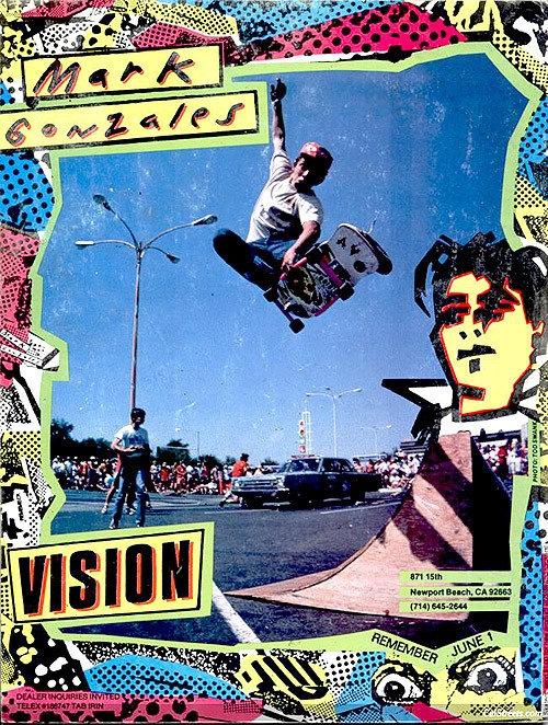 visionstreetwear gonz - inshane | ello