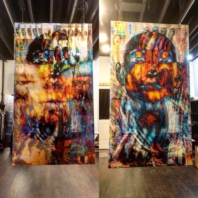 double sided 71x41 panel, archi - packfoto | ello