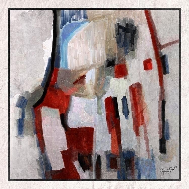 Hidden contemporaryArt abstract - ginastartup | ello