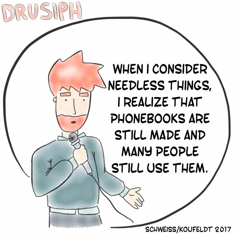 wednesday drusiph comic comicst - drusiph | ello