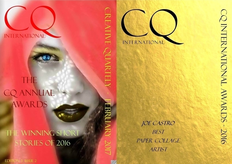 CQ International Magazine & - joecastro | ello