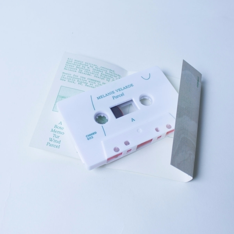 beautiful tape Melanie Parcel,  - ellotapesandvinyl | ello