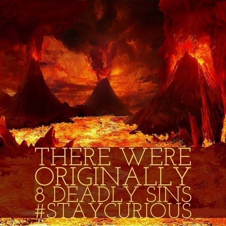 originally 8 deadly sins read - staycurious - curionic | ello