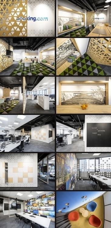 Office divided functional zones - nagine | ello