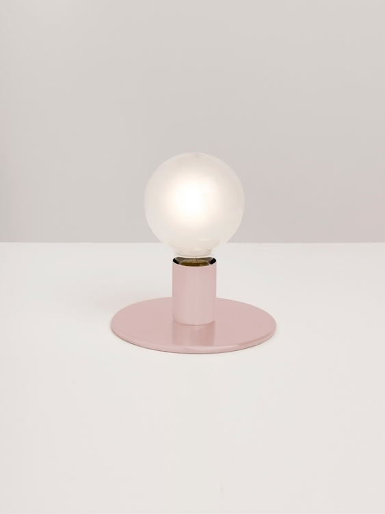 Lord Sconce dusty pink shot Cri - doweljones | ello