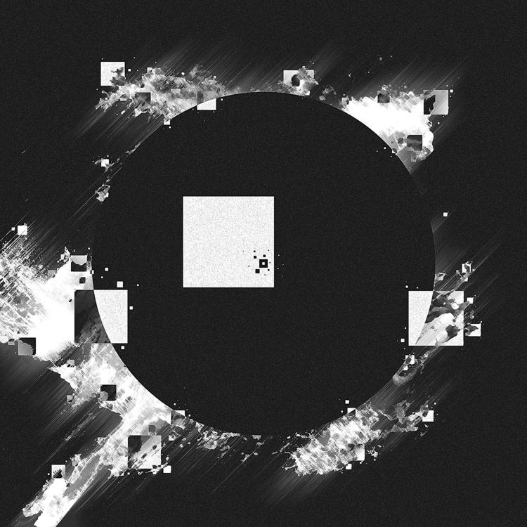SQUARE² - photoshop, digital, digitalart - timsandwick | ello