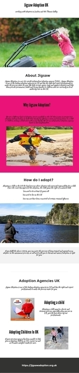 Jigsaw adoption dedicated infor - jigsawadoption | ello