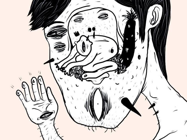 Artception post, introduce orig - skatheartist | ello